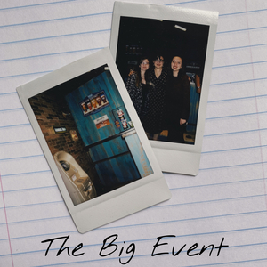 Student Blog: The Big Event