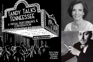 TANDY TALKS TENNESSEE to Benefit Tennessee Williams Key West Museum