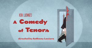 Jefferson Performing Arts Society Presents A COMEDY OF TENORS