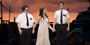 THE BOOK OF MORMON Creatives Will Convene to Address Concerns From Black Cast Members