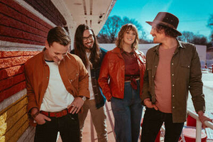 Blue Water Highway Releases New Album 'Paper Airplanes'