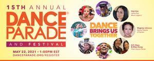 Dance Parade 2021 Announces Grand Marshals