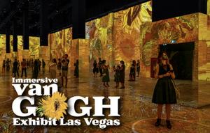 Immersive Van Gogh Las Vegas – Pre-Sale on Now!