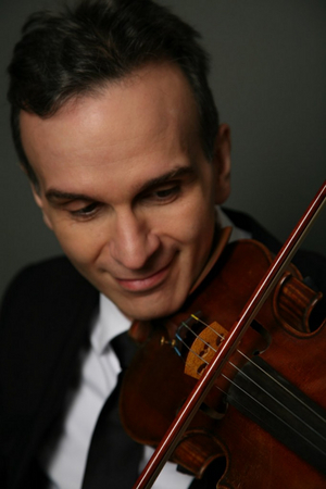 Violinist Gil Shaham Makes LACO Debut on CLOSE QUARTERS Digital Series