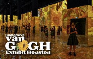 Immersive Van Gogh Exhibit Houston – On Now!