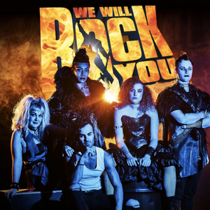 Harvest Rain Announces Casting and Dates For Tour of of WE WILL ROCK YOU