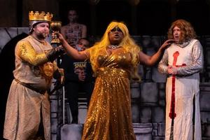 BWW Review: MONTY PYTHON'S SPAMALOT at Columbus Immersive Theatre