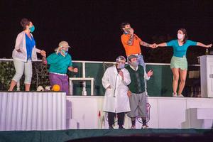 Pacific Opera Project Presents COVID Fan Tutte, Set On A So-Cal Golf Resort