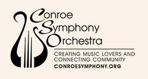 Conroe Symphony Orchestra Announces First Female Conductor, Anna-Maria Gkouni