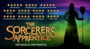 USA Streaming Premiere of the Magical New Musical THE SORCERER'S APPRENTICE