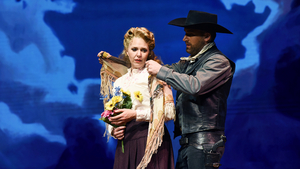 BWW Review: RIDERS OF THE PURPLE SAGE: THE MAKING OF A WESTERN OPERA