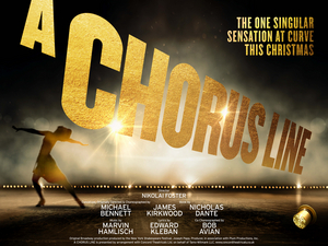 Curve Leicester Will Present A CHORUS LINE This Christmas