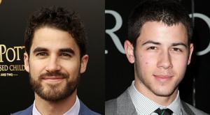 VIDEO: Darren Criss & Nick Jonas Talk Broadway, Performance on THE VOICE
