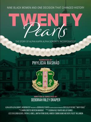 TWENTY PEARLS Documentary Premieres March 26