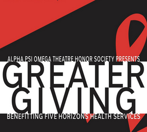 Student Blog: Producing Virtual Theatre: Greater Giving 2021