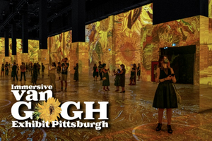 Immersive Van Gogh Exhibit Pittsburgh – On Now!