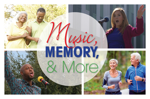 Fort Worth Opera Announces MUSIC, MEMORY, AND MORE for  Individuals Living with Dementia