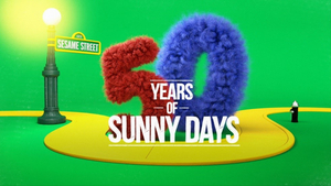 ABC Presents SESAME STREET: 50 YEARS OF SUNNY DAYS April 26