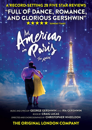 AN AMERICAN IN PARIS Original London Production Comes to DVD and Blu-ray This Summer