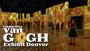 Immersive Van Gogh Exhibit Denver – On Now!