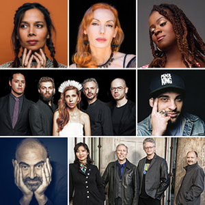 Rhiannon Giddens and Francesco Turrisi, Magos Herrera and Brooklyn Rider & More Announced for VOICES OF HOPE Festival
