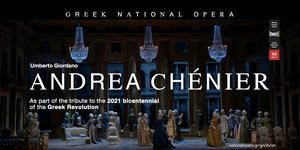 Greek National Opera Presents ANDREA CHENIER on GNO TV