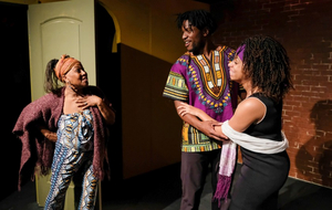 BWW Review: HARLEM DUET explores racism and relationships at Coronado Playhouse