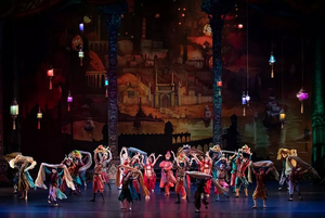 Mariinsky Threatre Records Production of A THOUSAND AND ONE NIGHTS