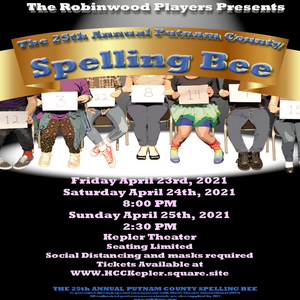 Hagerstown Community College Presents THE 25TH ANNUAL PUTNAM COUNTY SPELLING BEE