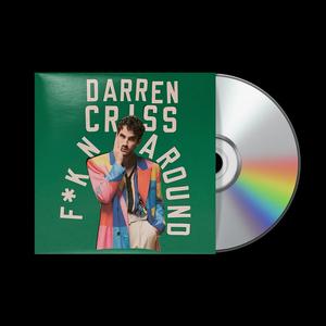 Darren Criss Announces New Single 'F*KN AROUND' Plus Exclusive Merch Bundles