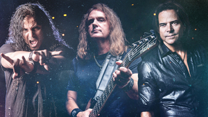 MEGADETH Bassist & SONS OF APOLLO Vocalist Release New Version of 'Swords & Tequila'