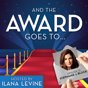 LISTEN: Stephanie J. Block Talks THE CHER SHOW & More on AND THE AWARD GOES TO...