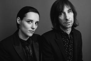 Bobby Gillespie & Jehnny Beth Announce Collaborative Album 'Utopian Ashes'