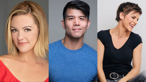 Jenn Colella, Telly Leung & Kate Rockwell Join Stage Door's Masterclass Lineup - Now On Sale!