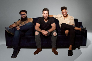 Bryce Vine Joins Parmalee & Blanco Brown on #1 Country Hit 'Just The Way'
