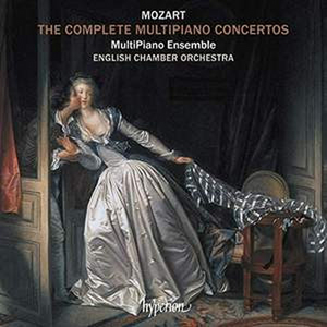 MultiPiano Ensemble and Hyperion to Release 'New' Mozart Work