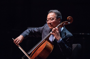 Yo-Yo Ma Joins U-M Arts Initiative's Collaborative Project