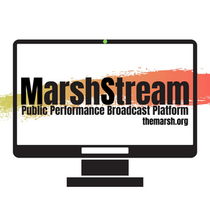 The Marsh Celebrates National Poetry Month With APRIL SHOWERS. STREAMING POETS.