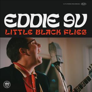 Bluesman Eddie 9-volt to Release 'Little Black Flies' Album