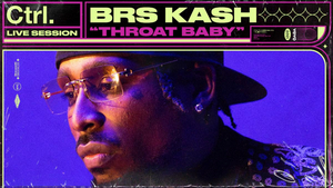 BRS Kash Releases Live Performances of 'Throat Baby' & 'Thug Cry'