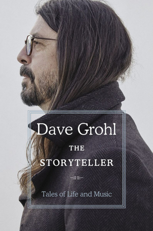 Dave Grohl to Publish New Book With Dey Street Books