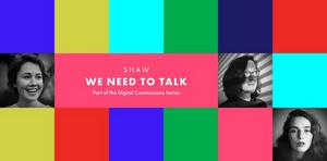 Caroline Shaw's WE NEED TO TALK Premieres On April 16