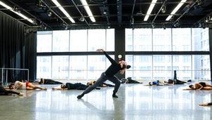 Joffrey Ballet Presents World Premiere of Nicolas Blanc's UNDER THE TREES' VOICES