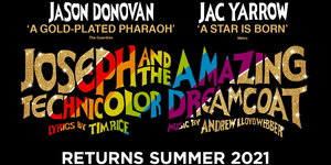 Alexandra Burke Joins JOSEPH AND THE AMAZING TECHNICOLOR DREAMCOAT for Summer Return
