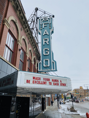 Fargo Theatre Reopens on May 1