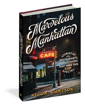 MARVELOUS MANHATTAN by Reggie Nadelson