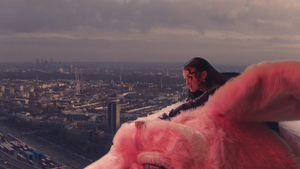 TYSON Soars Over London on Pink Dragon in 'Tuesday' Video