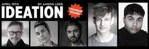 IDEATION - LIVESTREAM READING at Playhouse Teater 19th of April at 7 pm CET