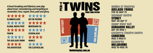 BWW REVIEW: THE TWINS Pairs Popular Comedian and Performer Greg Fleet and Acclaimed Documentary Film Director Ian Darling 40 years After They Last Shared A Stage As Schoo