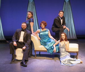 BWW Review: SOME ENCHANTED EVENING:THE SONGS OF RODGERS & HAMMERSTEIN at Des Moines Playhouse